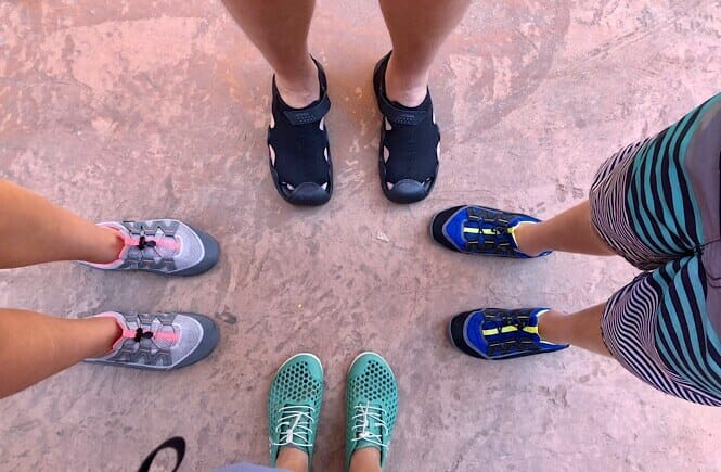 Hiking Shoes for Narrows Zion
