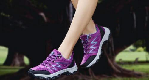 Best Hiking Shoes for Ladies with Plantar Fasciitis