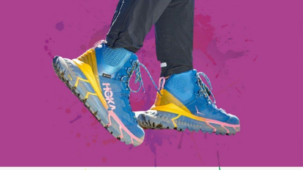 Best Hiking Shoes for Glacier National Park