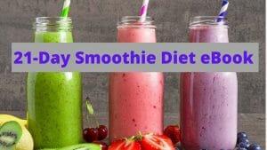 21-Day Smoothie Diet eBook